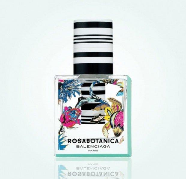 Nowy zapach domu mody Balenciaga - Rosabotanica