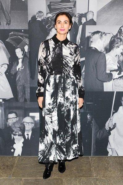 Ranking Best Dressed Vanity Fair 2015 - Francesca Amfitheatrof, Design Director Tiffany&Co.