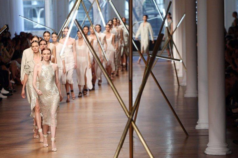 Jason Wu - New York Fashion Week wiosna lato 2014