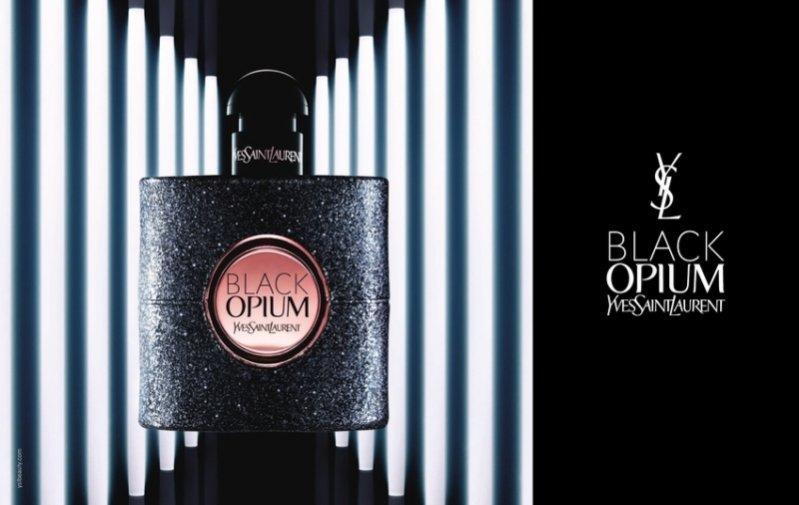 1. Nowy zapach od marki Yves Saint Laurent - Black Opium