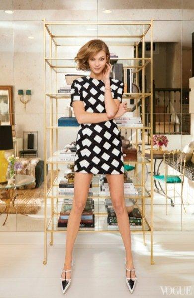 1. Jak mieszkają modelki - Karlie Kloss