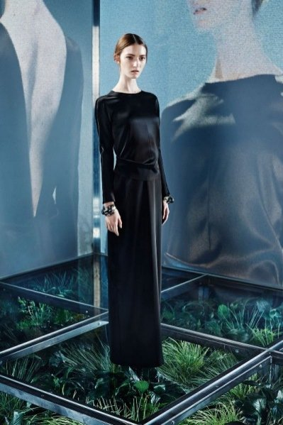 1 Kasia Jujeczka dla Balenciaga Pre Fall 2014