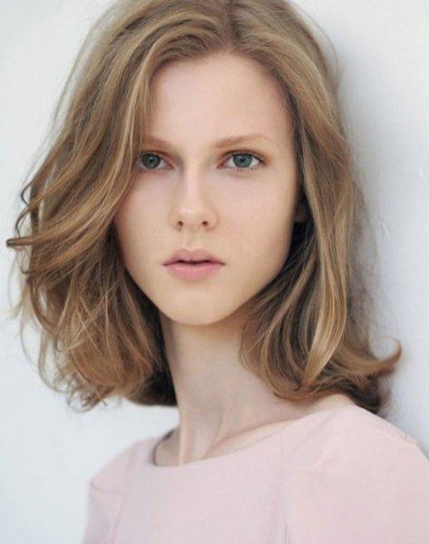 Lena Jasłowska - wschodząca gwiazda agencji Model Plus