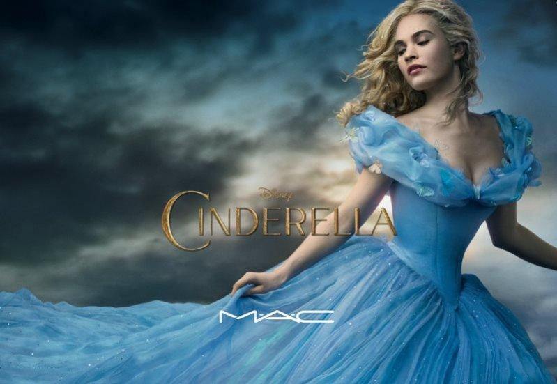 1. Kolekcja kosmetyków M.A.C x Cinderella