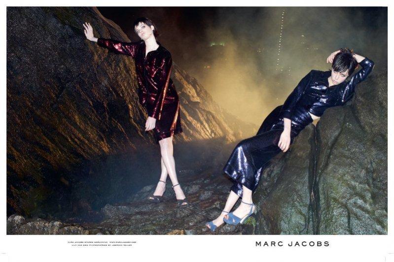 Marc Jacobs kampania jesień zima 2013/2013