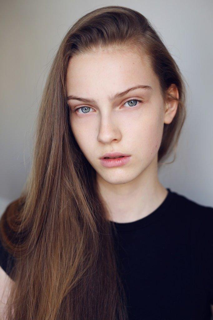 Natalia Zimon - podopieczna agencji New Age Models