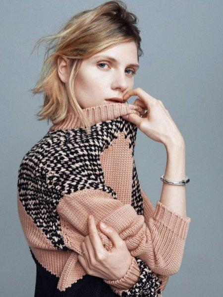 1. Maria Loks w Styleby Magazine