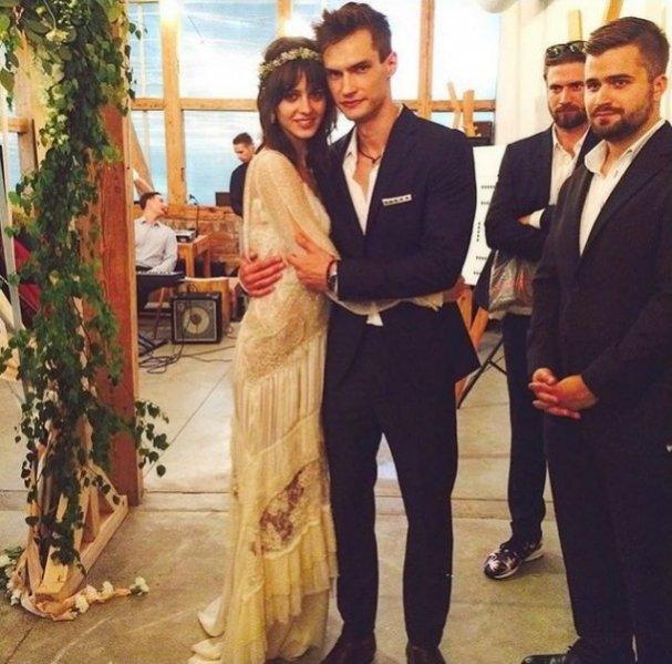 Ślub Marty Dyks i Borysa Starosza
