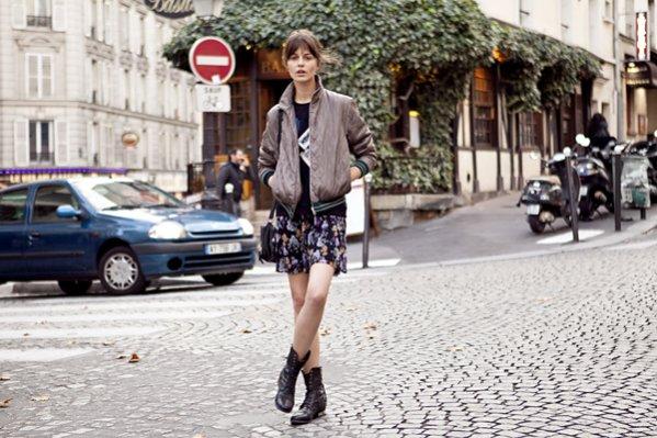 1. Wywiad z Martą Dyks w czasie Paris Fashion Week