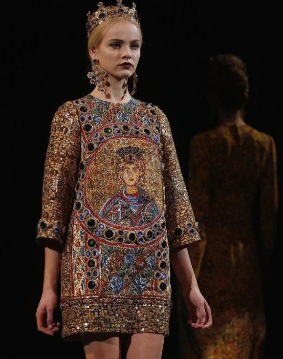Dolce&Gabbana - kolekcja z sakralnymi motywami