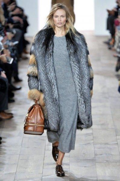 1. Michael Kors - kolekcja jesień zima 2015/2016