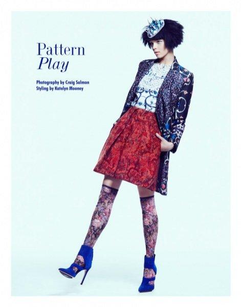 Olga Butkiewicz dla Fashion Gone Rogue