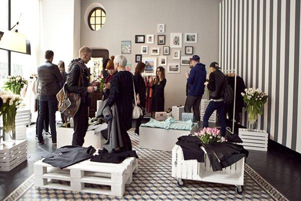 1. Prezentacja limitowanych kolekcji polskich projektantów dla BoutiqueLaMode.com