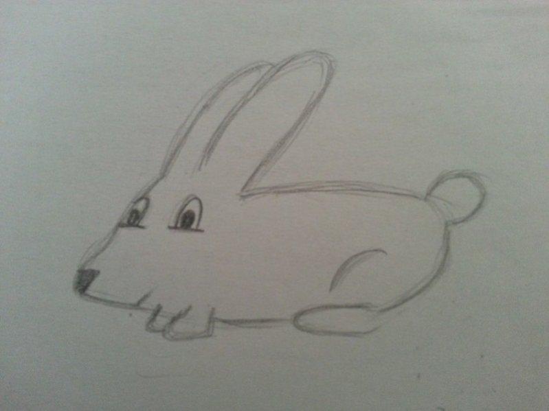 Rysunek Malwiny Garstki dla LAMODE.INFO