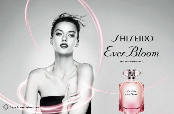 Nowy zapach Shiseido - Ever Bloom