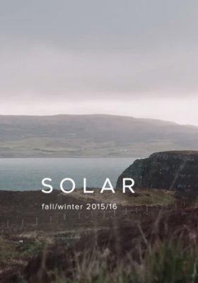 SOLAR – FILM WIZERUNKOWY JESIEŃ ZIMA 2015/16