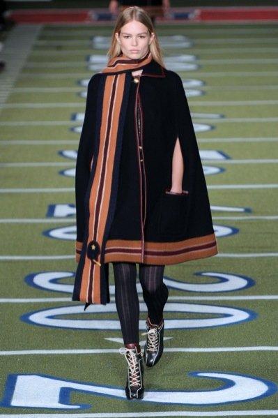1. Tommy Hilfiger - kolekcja jesień zima 2015/2016