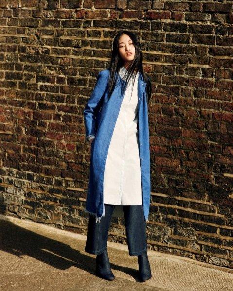 Kampania Zara TRF na jesień zimę 2015