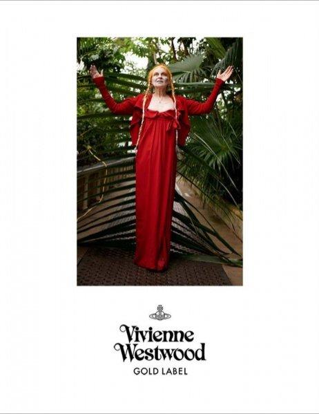 Vivienne Westwood - kampania jesień zima 2013/2014