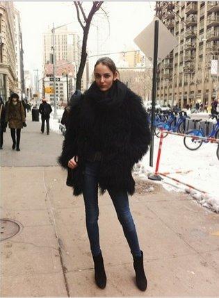 1. Zuza Bijoch w Nowym Jorku
