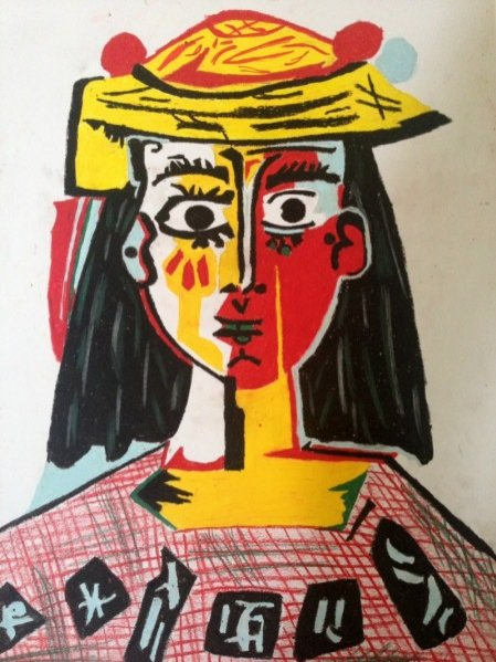 1. Rysunek Asi Piwki dla Lamode.info