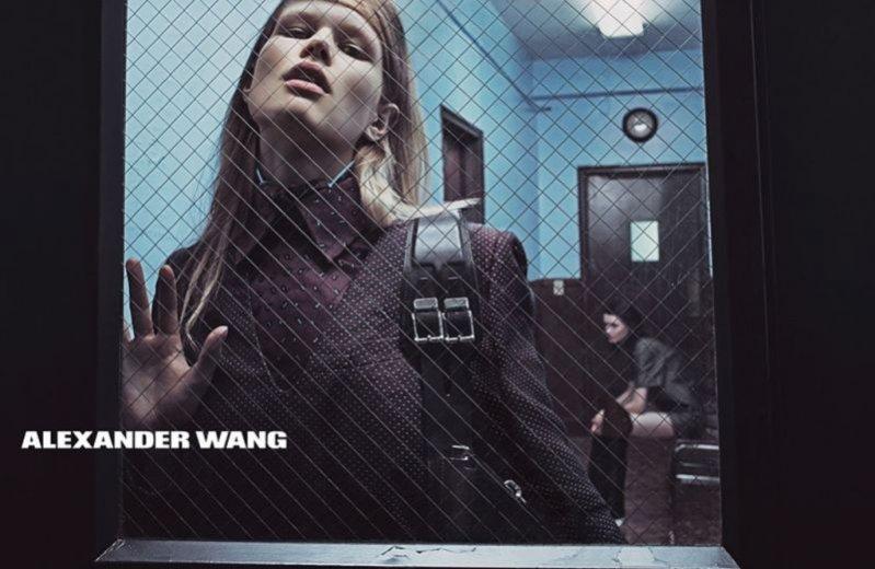 1. Alexander Wang kampania jesień zima 2014/2015