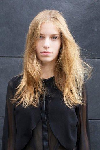 1. Ania Celary, nowa twarz agencji D'Vision
