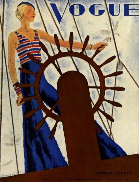 1. Vogue US, 1931 rok
