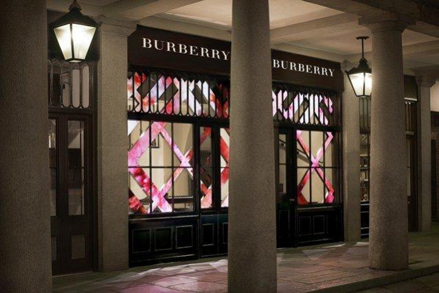 Burberry Beauty Box w Londynie