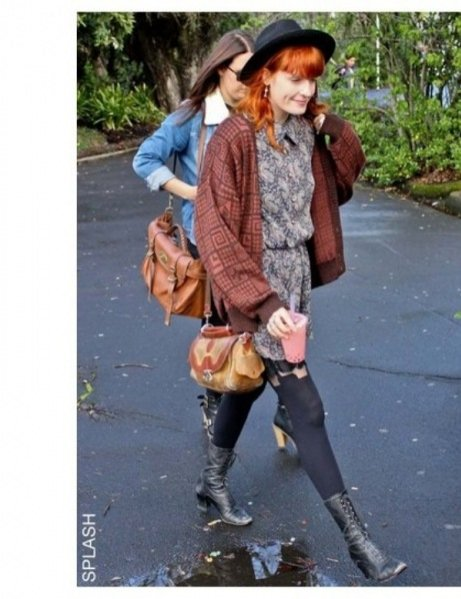 1. Zoom na styl - Florence Welch