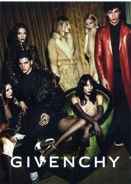 1. Kampania Givenchy jesień zima 2014