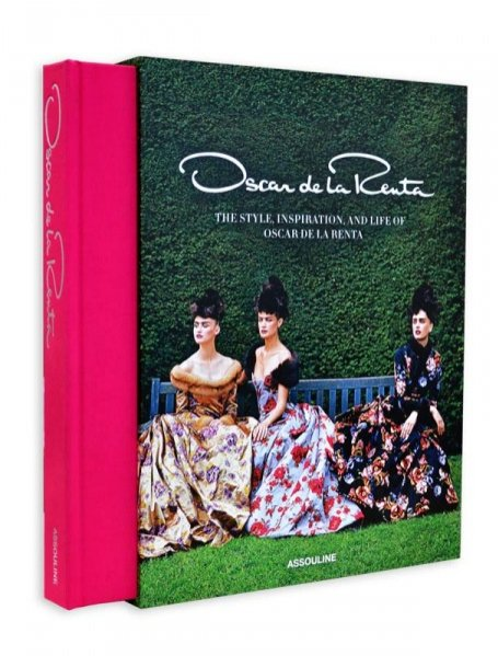 1. Oscar de la Renta - The Style, Inspiration and Life of Oscar de la Renta, cena ok.200zł