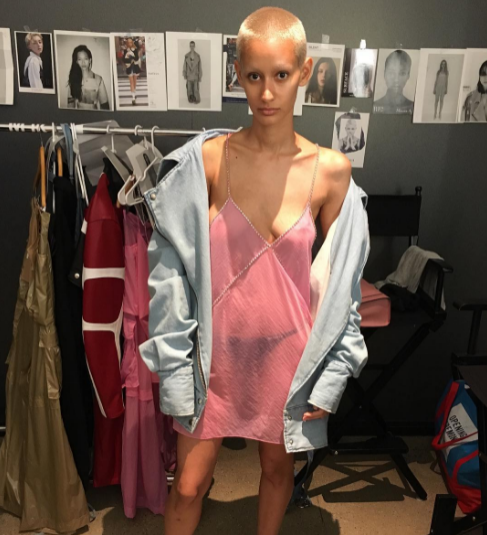 Projekt Misbhv z kolekcji Object of Desire pokazanej na New York Fashion Week