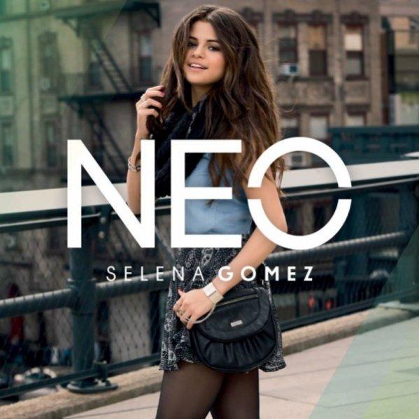 1. Selena Gomez w kampanii Adidas Neo