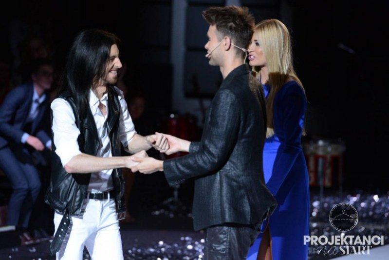 """1. Piotr Górski zwycięzca programu """"Projektanci na start"""""""