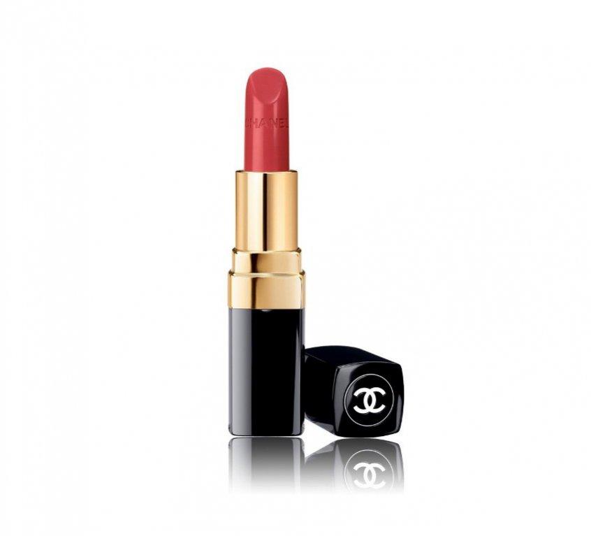 CHANEL ROUGE COCO - nawilżająca szminka  w odcieniu Dimitri