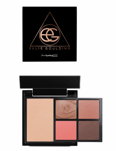 1. Kolekcja MAC Cosmetics x Ellie Goulding