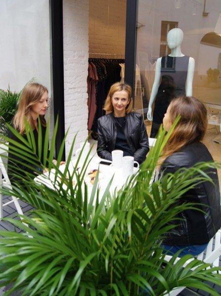 1. Wywiad z założycielkami marki Outfit Format