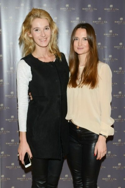 1. Press day Mally & Co. - Aleksandra Jarno- Dzik i Sylwia Małczyńska