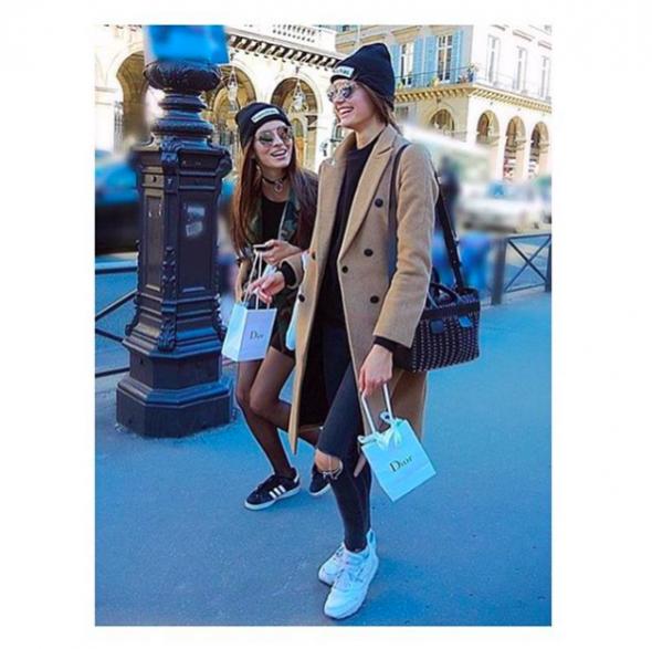 1. Top Instagram - polskie modelki off duty - Alice Tubilewicz