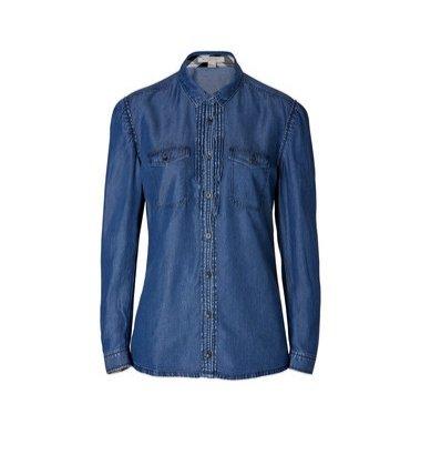 jeansowa koszula Burberry Brit 890 PLN