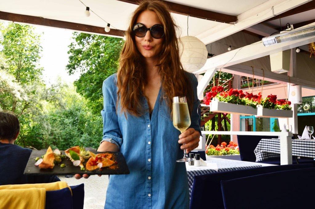 Liza Taste w restauracji Bulaj w Sopocie