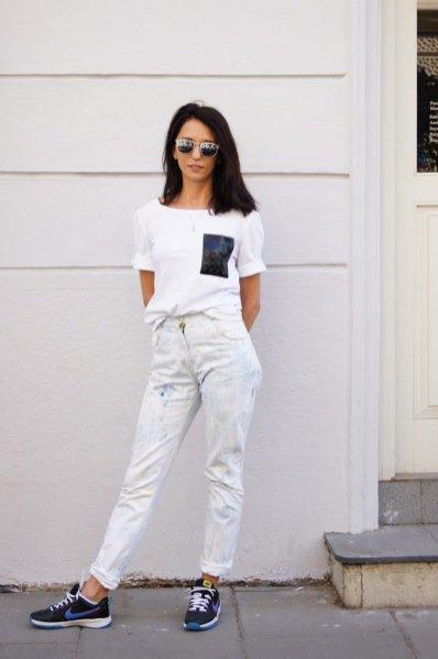 1. Moda uliczna - wakacyjne stylizacje 2015
