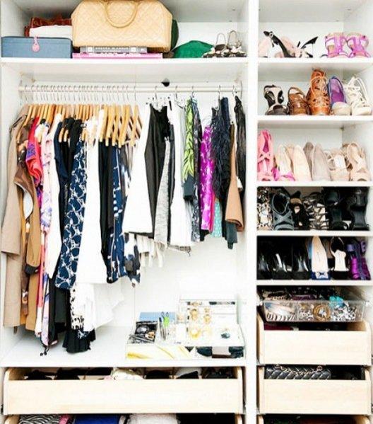 1. Inspiracje dla urządzenia szafy