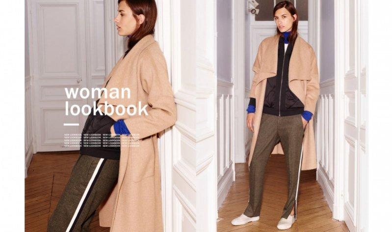 1. Lookbook, ZARA Woman, wrzesień 2014