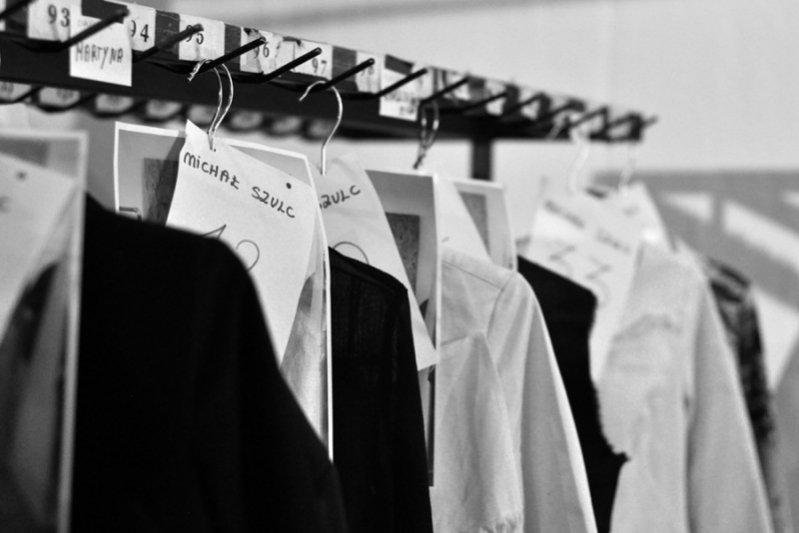 """1. Backstage pokazu Michała Szulca """"Hold The Rivers"""" jesień zima 2015/2016 - Fotorelacja zza kulis"""