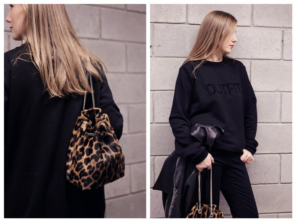 Bluza Outfit Format - must have redaktor naczelnej Lamode.info Agaty Tanter; 320 PLN