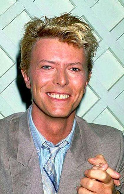 1. David Bowie nie żyje