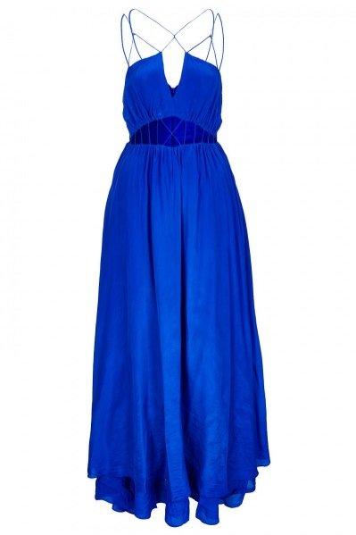 Sukienka maxi Topshop 875 PLN
