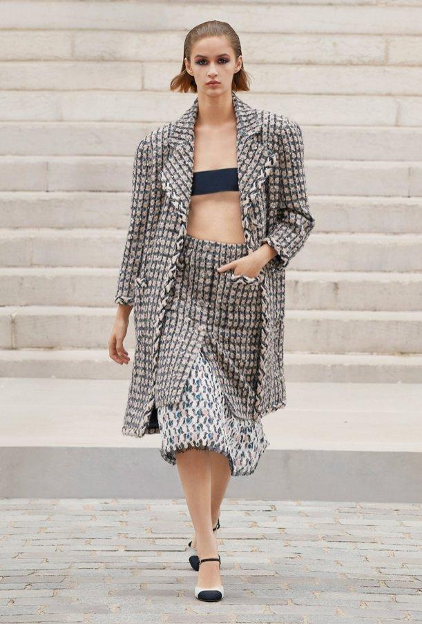 Chanel haute couture 2021/2022